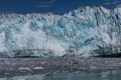 Παγετώνας Hubbard Στοκ φωτογραφίες με δικαίωμα ελεύθερης χρήσης