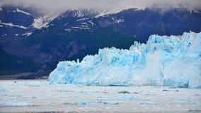 Παγετώνας Hubbard Yukon, Αλάσκα, ΗΠΑ Στοκ Φωτογραφίες