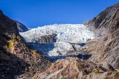 παγετώνας Josef Νέα Ζηλανδία του Franz στοκ εικόνα