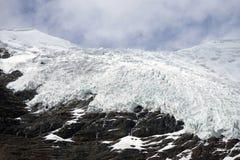 Παγετώνας Karola Στοκ Φωτογραφία