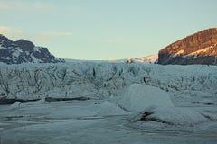 Παγετώνας Mà ½ rdalsjökull στοκ εικόνα με δικαίωμα ελεύθερης χρήσης