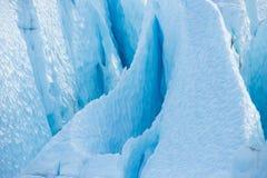 Παγετώνας Matanuska Στοκ φωτογραφίες με δικαίωμα ελεύθερης χρήσης