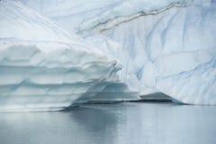 Παγετώνας Matanuska Στοκ Φωτογραφία