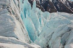 Παγετώνας Matanuska, AK Στοκ εικόνες με δικαίωμα ελεύθερης χρήσης
