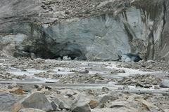 Παγετώνας Morteratsch Στοκ εικόνα με δικαίωμα ελεύθερης χρήσης