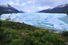 παγετώνας patagonian Στοκ εικόνες με δικαίωμα ελεύθερης χρήσης