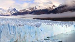 Παγετώνας Perito Moreno National Park το φθινόπωρο Αργεντινή, Παταγωνία απόθεμα βίντεο