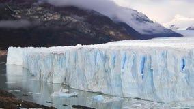 Παγετώνας Perito Moreno National Park το φθινόπωρο Αργεντινή, Παταγωνία φιλμ μικρού μήκους
