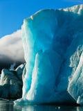 Παγετώνας Shumniy σε Novaya Zemlya (νέο έδαφος) Στοκ Φωτογραφίες
