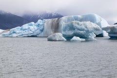 Παγετώνας Upsala λιμνών Argentino Στοκ φωτογραφίες με δικαίωμα ελεύθερης χρήσης