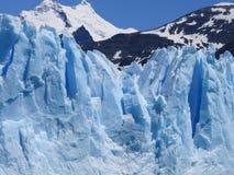 Παγετώνες και χιόνι Στοκ Εικόνες