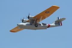 Παγιωμένο PBY Catalina Στοκ φωτογραφία με δικαίωμα ελεύθερης χρήσης