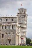 Παγκοσμίως διάσημο dei Miracoli πλατειών στην Πίζα, Ιταλία Στοκ Φωτογραφία