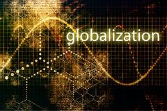 παγκοσμιοποίηση απεικόνιση αποθεμάτων