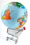 παγκόσμια αγορά Στοκ Εικόνα