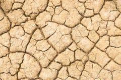 Παγκόσμια αύξηση της θερμοκρασίας λόγω του φαινομένου του θερμοκηπίου, ξηρασία στοκ φωτογραφίες