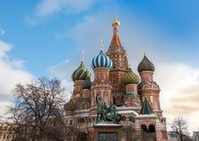 Παγκόσμια κληρονομιά καθεδρικών ναών βασιλικού ` s του ST στη Ρωσία Στοκ Εικόνες