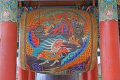 Παγκόσμια κληρονομιά της ΟΥΝΕΣΚΟ της Κορέας - ναός ` s DRAM Haeinsa Στοκ φωτογραφία με δικαίωμα ελεύθερης χρήσης