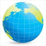 Παγκόσμια σφαίρα απεικόνιση αποθεμάτων