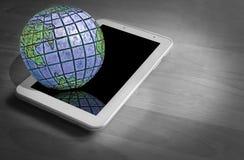 Παγκόσμιες επικοινωνίες Διαδίκτυο Στοκ εικόνες με δικαίωμα ελεύθερης χρήσης
