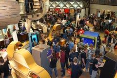 Παγκόσμιος κατασκευαστής Faire Νέα Υόρκη 2015 6 Στοκ Εικόνα