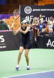Παγκόσμιος Νο 6 τενίστας Ana Ivanovic Στοκ Φωτογραφίες