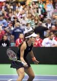 Παγκόσμιος Νο 6 τενίστας Ana Ivanovic Στοκ Εικόνες