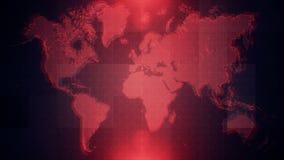 Παγκόσμιος χάρτης υποβάθρου ελεύθερη απεικόνιση δικαιώματος