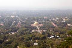 Παγκόσμιο βουδιστικό πανεπιστήμιο Thidagu, Sagaing, το Μιανμάρ στοκ εικόνες με δικαίωμα ελεύθερης χρήσης
