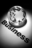 Παγκόσμιο επιχειρηματικό πεδίο στοκ φωτογραφία με δικαίωμα ελεύθερης χρήσης