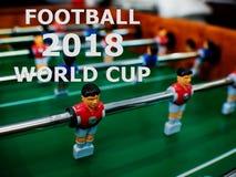Παγκόσμιο Κύπελλο Ρωσία 2018, αγώνας της FIFA ποδοσφαίρου πρωτάθλημα τελικός στοκ φωτογραφία με δικαίωμα ελεύθερης χρήσης