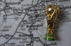 Παγκόσμιο Κύπελλο της FIFA στοκ φωτογραφία με δικαίωμα ελεύθερης χρήσης