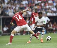 Παγκόσμιο Κύπελλο 2018 στοκ εικόνες