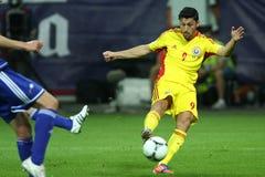Παγκόσμιο Κύπελλο 2014 προκαταρκτικά: Ρουμανία-Ανδόρρα Στοκ φωτογραφία με δικαίωμα ελεύθερης χρήσης