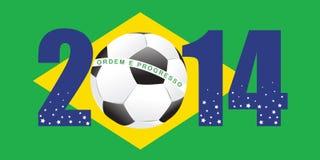 Παγκόσμιο Κύπελλο 2014 του Ρίο Στοκ Φωτογραφία
