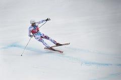 Παγκόσμιο Κύπελλο Bormio 2013 Fis Στοκ φωτογραφία με δικαίωμα ελεύθερης χρήσης
