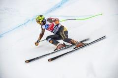 Παγκόσμιο Κύπελλο Bormio 2013 Fis Στοκ Εικόνα