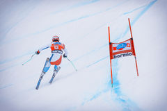 Παγκόσμιο Κύπελλο Bormio 2013 Fis Στοκ εικόνα με δικαίωμα ελεύθερης χρήσης