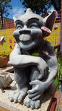 Παγκόσμιο πιό χαριτωμένο gargoyle Στοκ Εικόνες