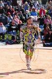 Παγκόσμιο πρωτάθλημα χορού στεφανών αμερικανών ιθαγενών Στοκ φωτογραφία με δικαίωμα ελεύθερης χρήσης