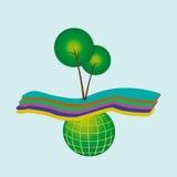 Παγκόσμιο χρώμα διανυσματική απεικόνιση