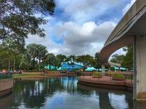 Παγκόσμιο EPCOT θεματικό πάρκο της Disney Στοκ φωτογραφία με δικαίωμα ελεύθερης χρήσης
