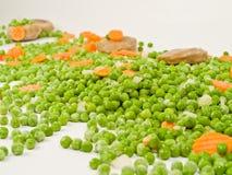 παγωμένα λαχανικά Στοκ εικόνα με δικαίωμα ελεύθερης χρήσης