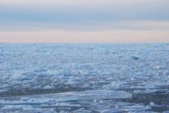 Παγωμένα νερά Στοκ φωτογραφίες με δικαίωμα ελεύθερης χρήσης