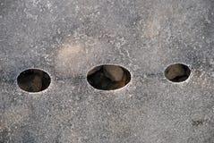 παγωμένα χαλίκια Στοκ φωτογραφία με δικαίωμα ελεύθερης χρήσης
