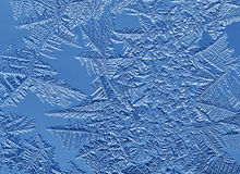 παγωμένη διακόσμηση Στοκ φωτογραφία με δικαίωμα ελεύθερης χρήσης