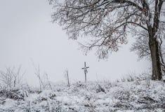 Παγωμένη ειρήνη Στοκ Εικόνες