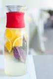 Παγωμένη λεμονάδα στοκ φωτογραφία