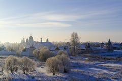 Παγωμένη ημέρα Στοκ φωτογραφία με δικαίωμα ελεύθερης χρήσης