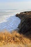 Πάγος πακέτων κατά μήκος της θάλασσας Bohai της Κίνας Στοκ φωτογραφίες με δικαίωμα ελεύθερης χρήσης
